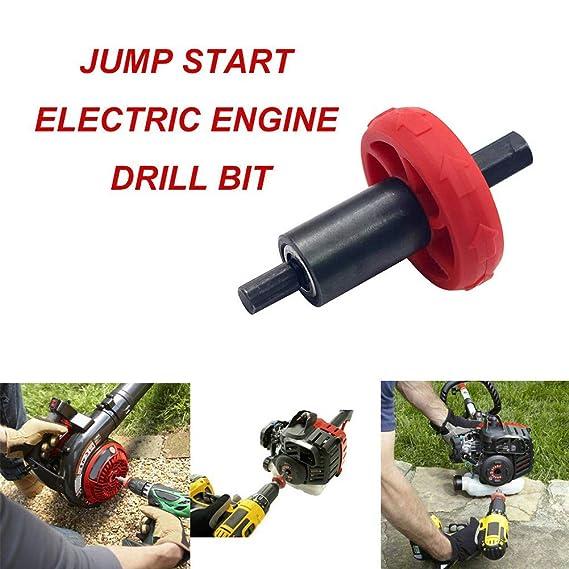 Adaptador de broca eléctrica para motor de arranque de motor ...