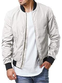 Amazon.com: Amazon Brand - Goodthreads Mens Bomber Jacket ...