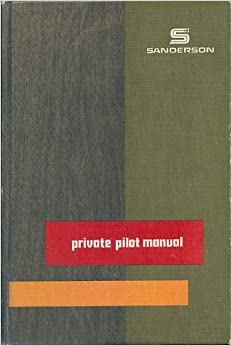 Private Pilot Manual Jeppesen Sanderson 9780884870272