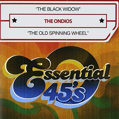 Black Widow/the Old Spinning W: Ondios: Amazon.es: Música