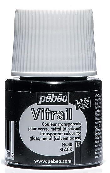 Pebeo-Tubetto di crema per vetrate colorate effetto Vernice per ...