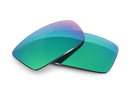 f08a18a5fe Image Unavailable. Image not available for. Color  FUSE+ Lenses for Ray-Ban  RB8038 Sapphire Mirror Polarized