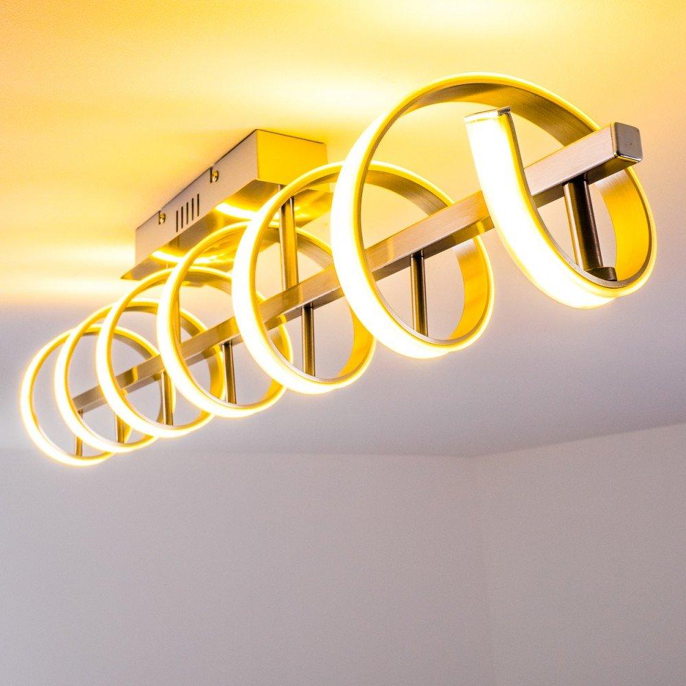 Plafoniera LED Casale - 12 Watt - 960 Lumen - Bianco caldo [Classe ...