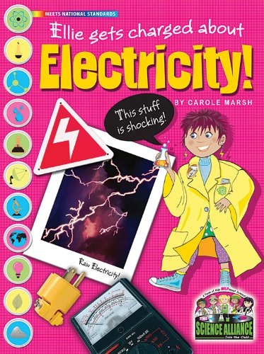 Ellie Gets Charged About Electricity (Science Alliance)