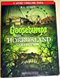 Goosebumps: The Horrorland Collection