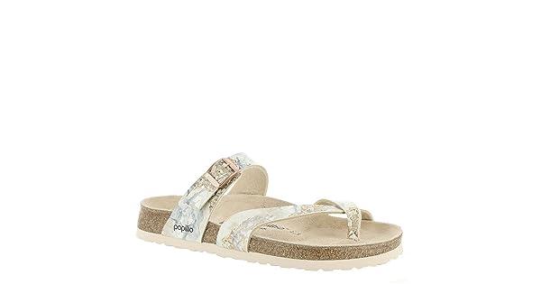1deff51a7c0d Papillio Women s Tabora Sandal Crystal Rose Birko Flor Size 40 M EU