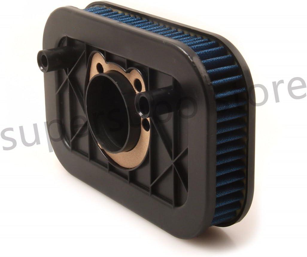 Filtre /à air harley /Él/ément filtrant pour filtre /à air Harley XL1200 Sportster 883 XL 883 72 48 Custom 2004-2013