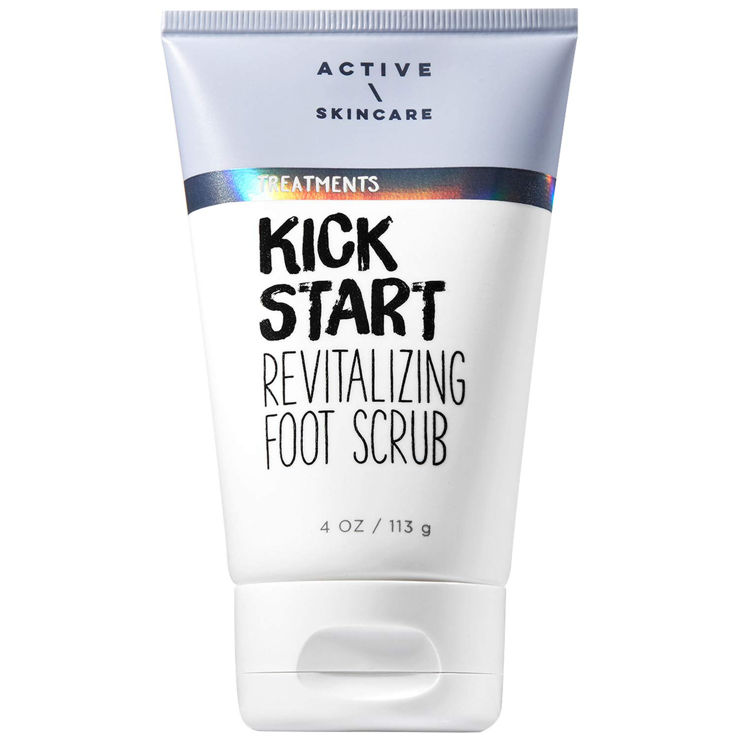 Bath and Body Works Active \ Skincare KICK START Revitalizing Foot Scrub 4 Ounce
