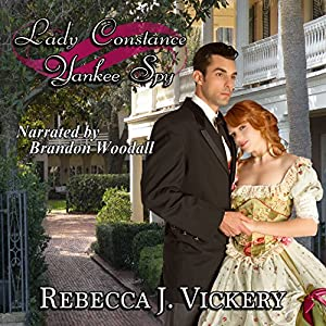 Lady Constance Yankee Spy Audiobook