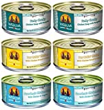 Weruva Grain-Free Canned Dog Food 3 Flavor Variety Bundle, 5.5 Ounces Each (6 CANS TOTAL) by Weruva Review