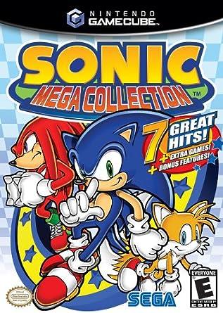 sonic the hedgehog gamecube edition