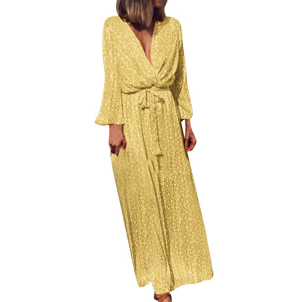 YGbuy-Damas Moda Casual Confort Temperamento Cruz con Cuello En V ...