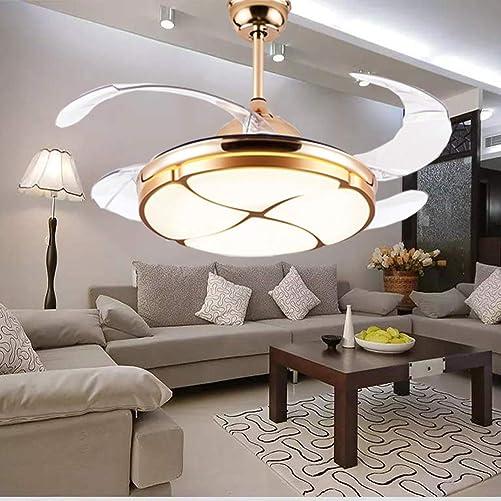 42'' Retractable Ceiling Fan