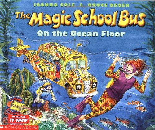 Magic School Bus Collection - The Magic School Bus on the Ocean Floor