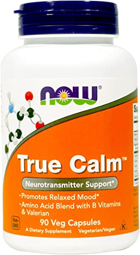 Now Foods True Calm Amino Relaxer