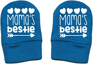 Mashed Clothing Unisex-Baby Thick /& Soft Baby Mittens Valentines Day Thick Premium Happy Valentines Day