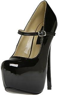 9c9b99a2a753 The Highest Heel Women s BOMBSHELL-51 Maryjane Style Platform Sandal