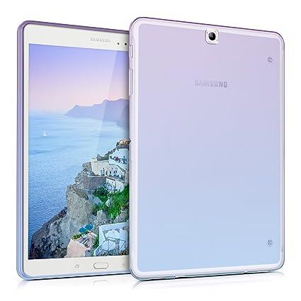 promo code 68e21 62844 Amazon.com: kwmobile TPU Silicone Case for Samsung Galaxy Tab S2 9.7 ...