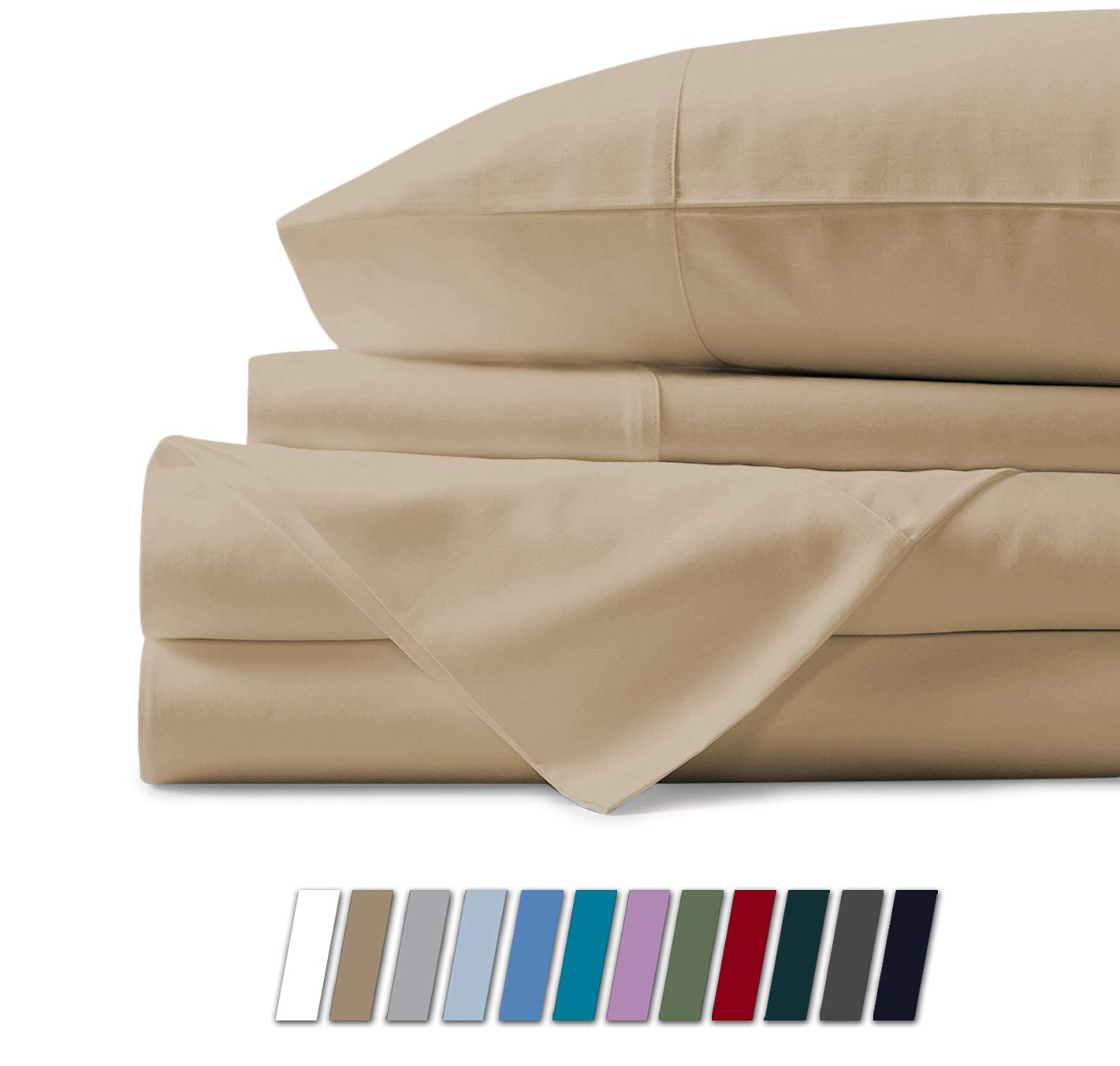 queen bed sheets egyptian cotton