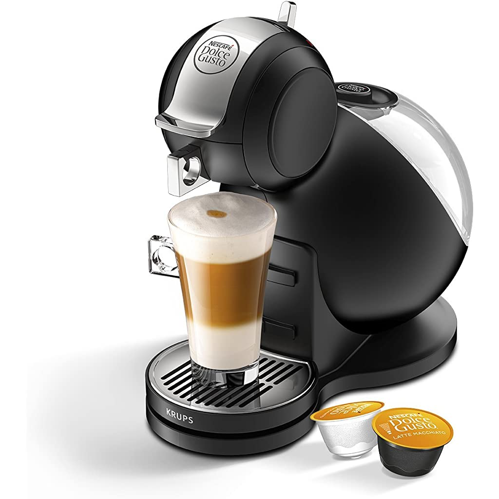 Nescafe Dolce Gusto Melody 3 Coffee Machine - Black