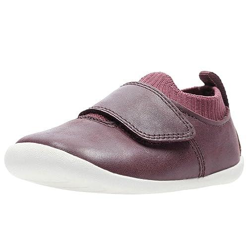 e0306bc0c50 Clarks Baby Girls   Roamer Seek Ballet Flats  Amazon.co.uk  Shoes   Bags