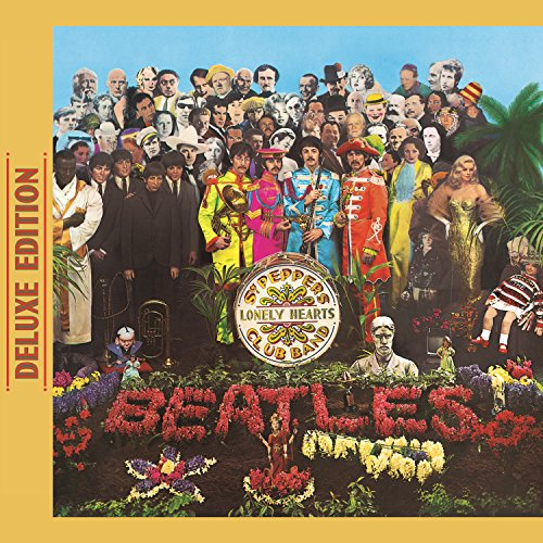 "Vem ouvir o remaster de ""Sgt Pepper's Lonely Hearts Club Band"""