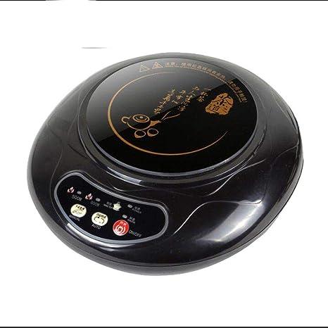 XIAOKUOAI Hogar Mini Cocina de Inducción Eléctrica Leche Calentador de Agua Estufa Tetera Caldera Fideos Impermeable
