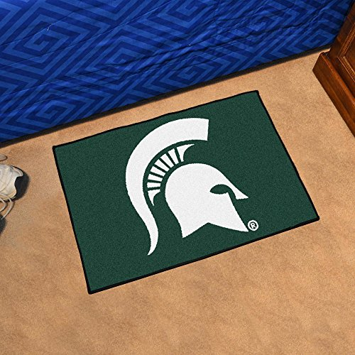 Fanmats MICHIGAN STATE SPARTANS STARTER (Michigan State Spartans Rug)