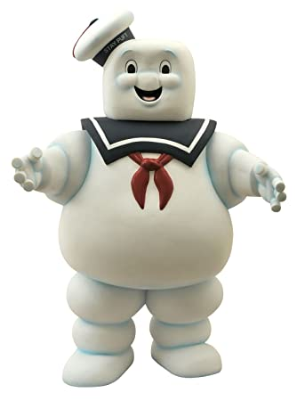 Film Ghostbusters Stay Puft Marshmallow Man Spardose Bank Actionfigur Spielzeug