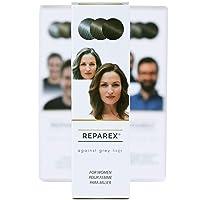 REPAREX For Women - No More Gray In The Mirror. Odorless clear liquid - true gray...