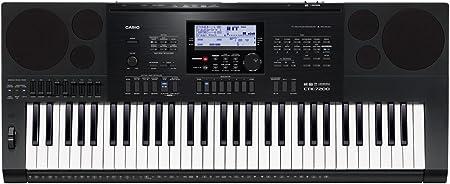 Casio CTK7200 - Ctk-7200 teclado 61teclas sensitivas 820sonidos