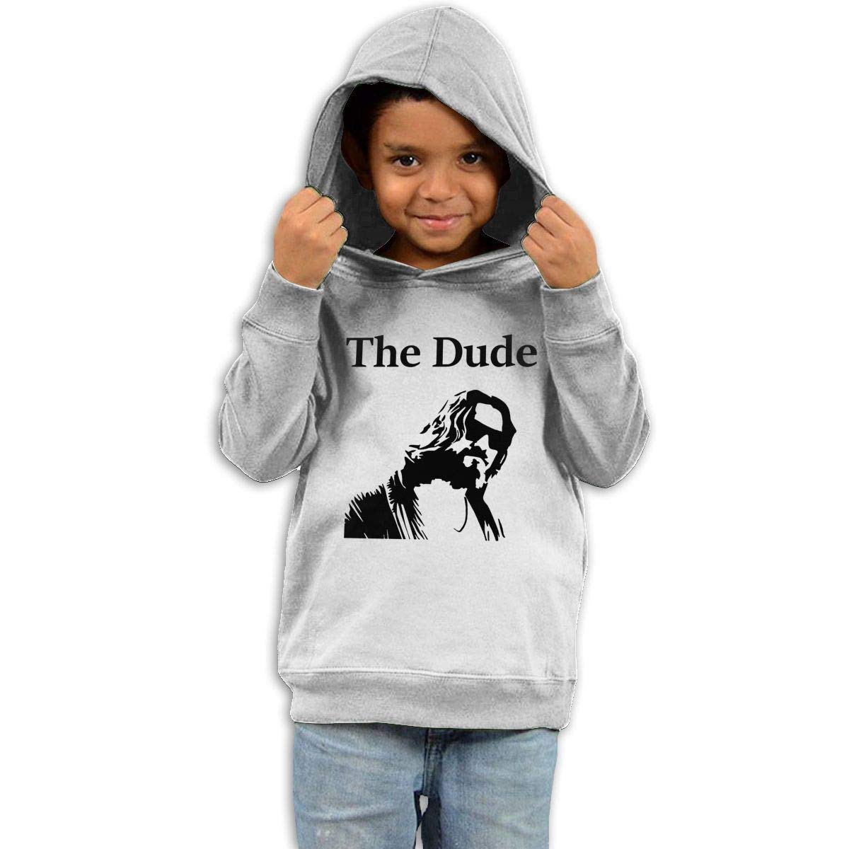 Stacy J. Payne Kids The Dude Particular Hoodies40 White