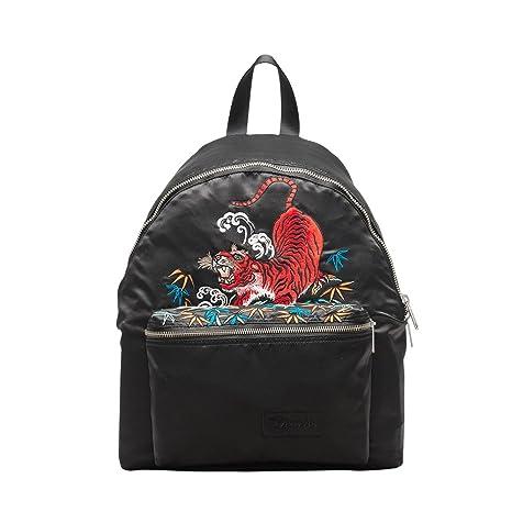 d3ea636164 Eastpak Sukajan Tiger Black Padded Pak r Backpack  Amazon.ca  Luggage   Bags