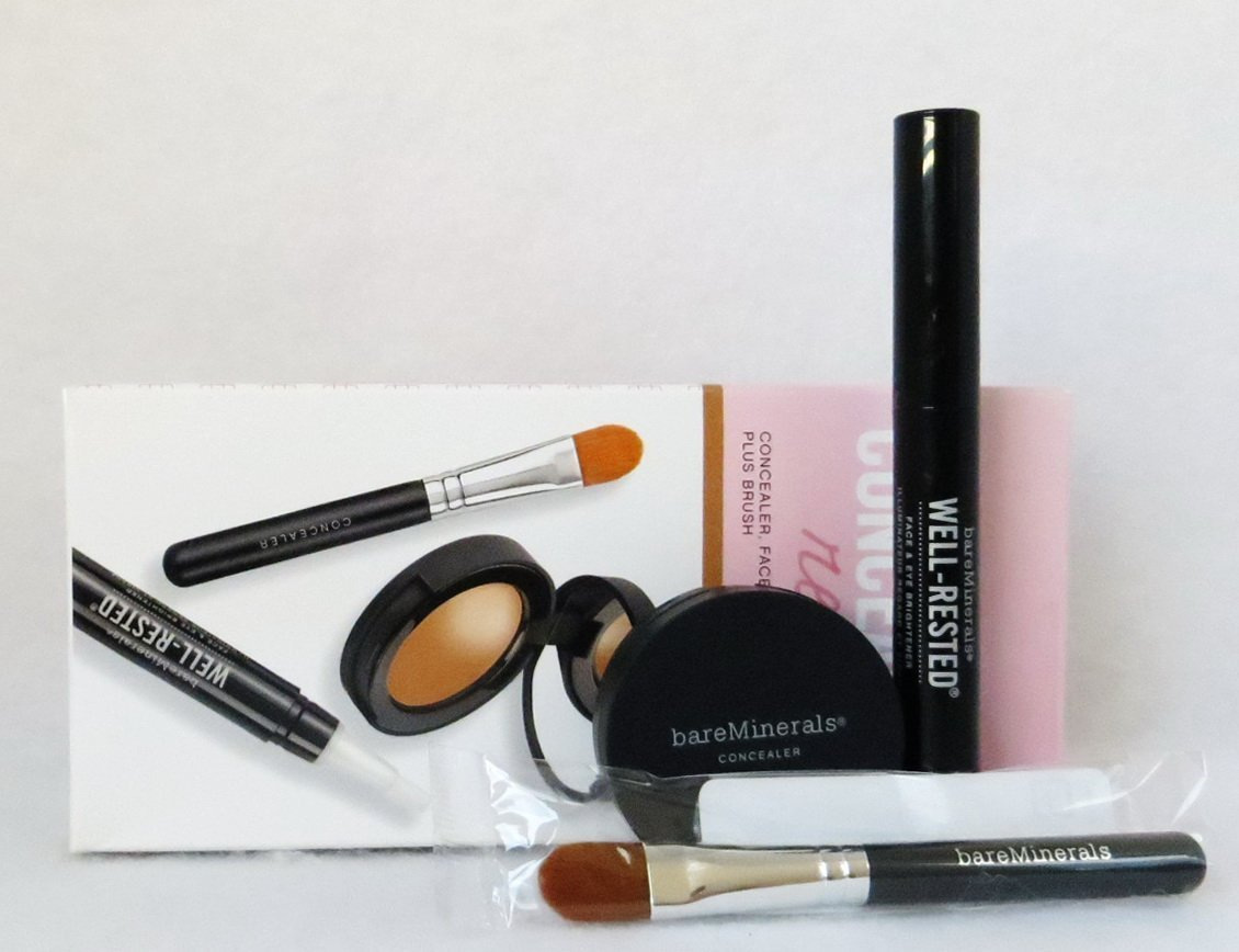 Amazon Bareminerals Conceal And Reveal Kit Dark 2 Makeup