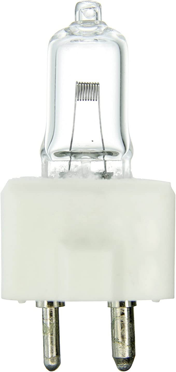 Clear Sunlite DZE 150W//T4//24V//CL//GY9.5 150-watt 24-volt Bi-Pin Based Stage and Studio T4 Bulb