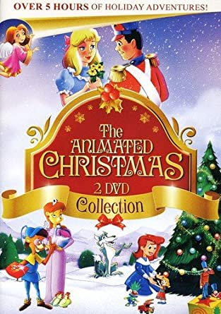 the animated christmas 2 dvd collection - Animated Christmas Movies