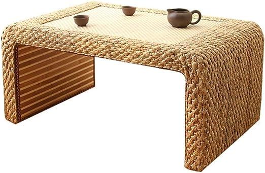 Muebles y Accesorios de jardín Mesas Tatami Mesa de Mimbre Mesa de ...