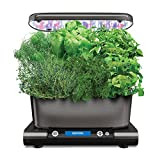AeroGarden Harvest Elite with Gourmet Herb Seed Pod Kit, Platinum Review