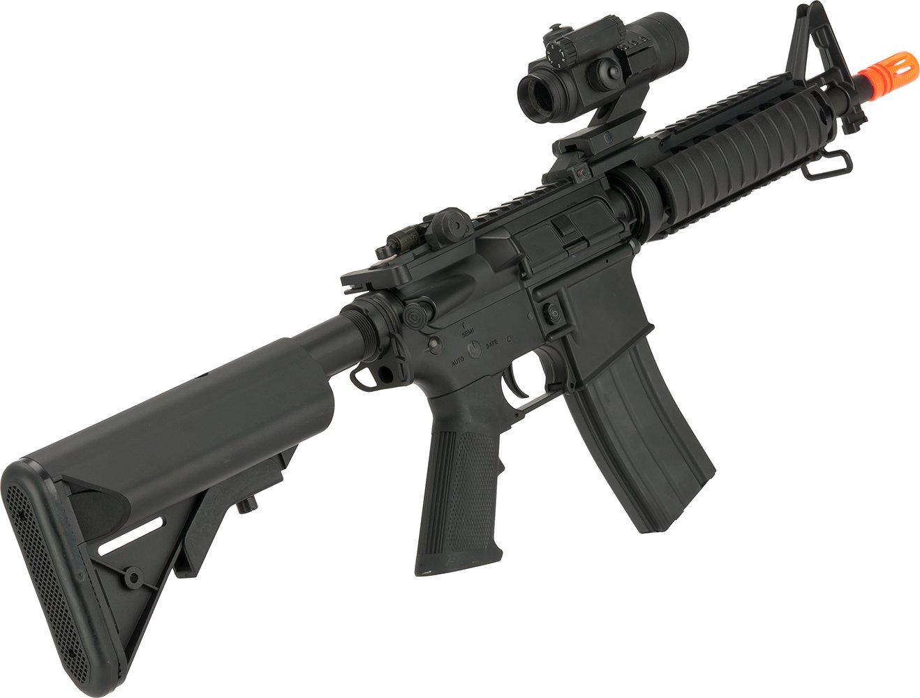 Evike Matrix Full Metal M4 RAS II Carbine Airsoft AEG Rifle