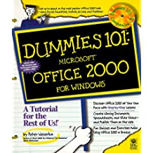 Dummies 101 Microsoft Office 2000 for Windows with CDROM