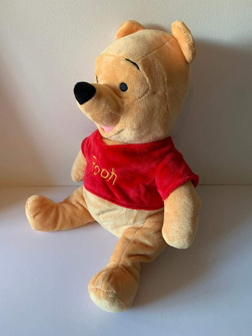 5 lbs bear weighted buddy Weighted stuffed bear Winnie the Pooh sensory toy