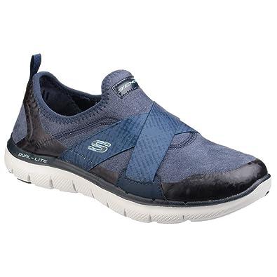 Details about Skechers Women's Fitness Leisure Shoes Flex Appeal 2.0