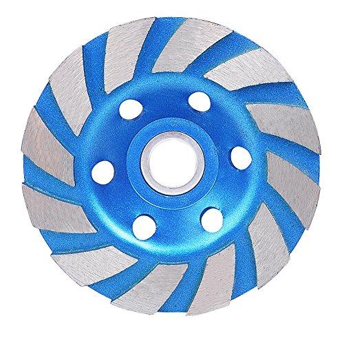6 grinder discs - 5