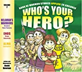 Who's Your Hero?, David Bowman (author and illustrator), 1590386914
