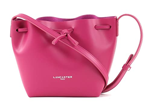 Bucket amp; Bag Amazon Shoes XS Smooth uk Fuxia co Pur LANCASTER Bags OnxREwR