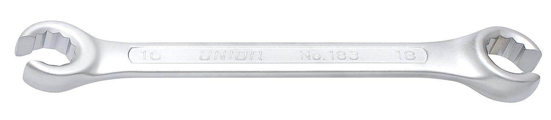 9612709 15 Grad gekr/ö pft offen Unior 183//2 Ringschl/ü ssel 30 x 32 mm Unior D.D