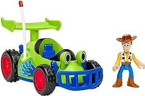 Fisher Price - Imaginext Toy Story Woody & R/C (Disney/Pixar)