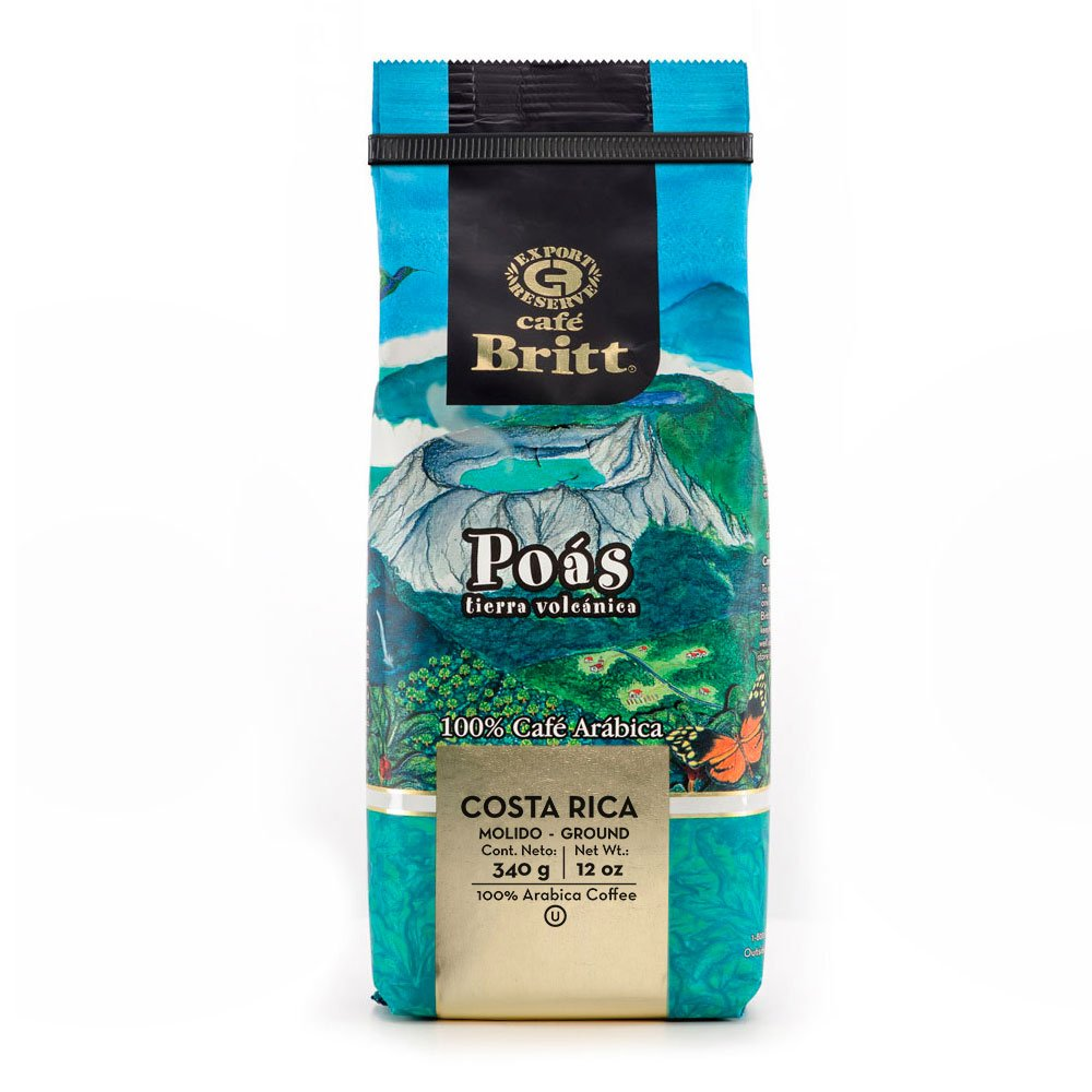 Amazon Com Cafe Britt Costa Rican Coffee