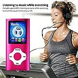 Mymahdi MP3/MP4 Portable Player,1.8 Inch LCD