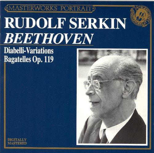Beethoven: Diabelli Variations, Bagatellis Op. 119